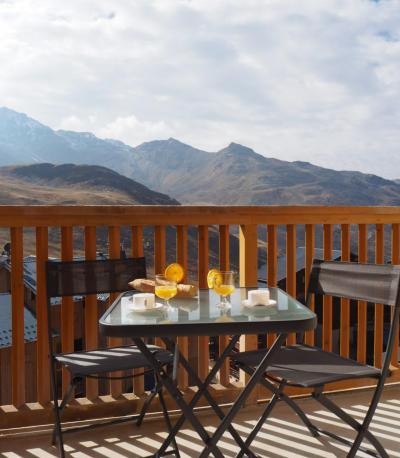 Vacances en montagne Studio 3 personnes (2604) - Résidence Cimes de Caron - Val Thorens