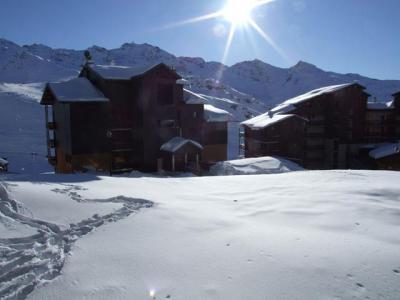 Vacances en montagne Studio coin montagne 4 personnes (1302) - Résidence Cimes de Caron - Val Thorens