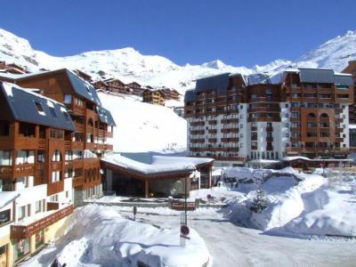 Vacances en montagne Studio 2 personnes (2703) - Résidence Cimes de Caron - Val Thorens - Coin repas