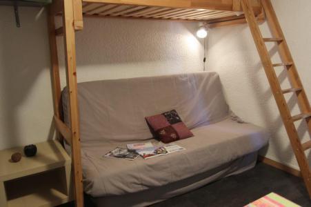 Vacances en montagne Studio 2 personnes (2703) - Résidence Cimes de Caron - Val Thorens - Lit mezzanine simple