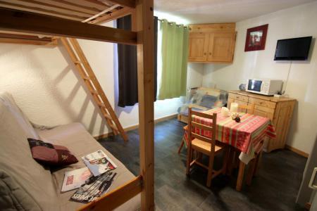 Vacances en montagne Studio 2 personnes (2703) - Résidence Cimes de Caron - Val Thorens - Séjour