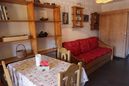 Vacances en montagne Studio 3 personnes (2106) - Résidence Cimes de Caron - Val Thorens - Séjour