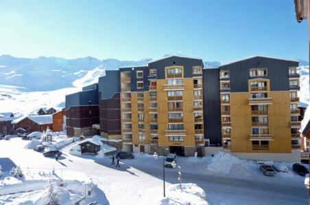Vacances en montagne Studio 3 personnes (2106) - Résidence Cimes de Caron - Val Thorens - Table