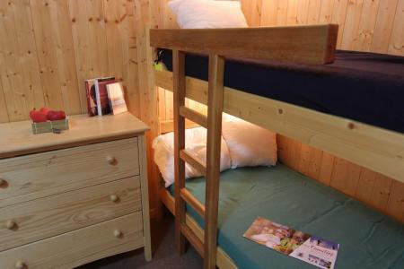 Vacances en montagne Studio cabine 4 personnes (2100) - Résidence Cimes de Caron - Val Thorens - Kitchenette
