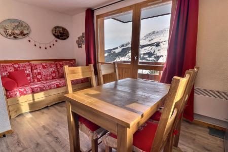 Vacances en montagne Appartement 2 pièces 4 personnes (017) - Résidence Cimes II - Méribel-Mottaret - Séjour