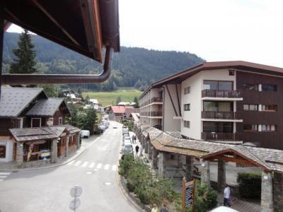 Location au ski Appartement 2 pièces mezzanine 6 personnes (205) - Residence Cintra - Les Carroz - Extérieur été