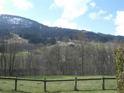 Rent in ski resort Studio sleeping corner 4 people (CDMA1H) - Résidence Clos des Meurets - Praz sur Arly - Summer outside