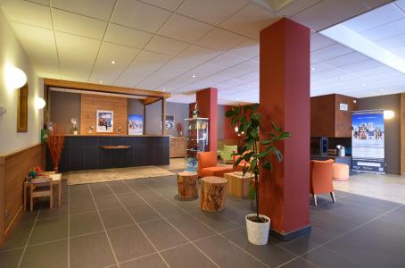 Holiday in mountain resort Résidence Club MMV l'Étoile des Cîmes - Sainte Foy Tarentaise - Reception