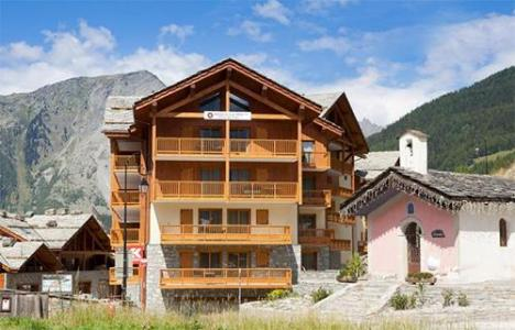 Location au ski Residence Club Mmv L'etoile Des Cimes - Sainte Foy Tarentaise - Extérieur été