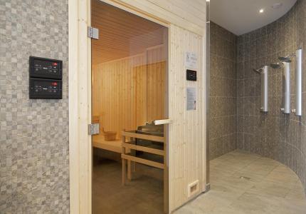 Holiday in mountain resort Résidence Club MMV l'Étoile des Cîmes - Sainte Foy Tarentaise - Sauna