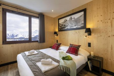 Vacances en montagne Résidence Club MMV l'Etoile des Sybelles - Le Corbier - Chambre