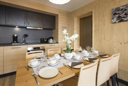 Vacances en montagne Résidence Club MMV l'Etoile des Sybelles - Le Corbier - Cuisine