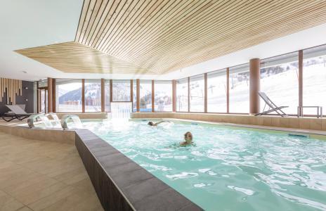 Vacances en montagne Résidence Club MMV l'Etoile des Sybelles - Le Corbier - Pataugeoire