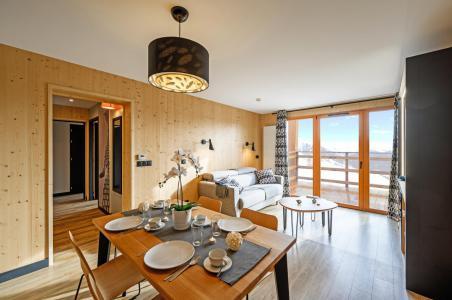 Vacances en montagne Résidence Club MMV l'Etoile des Sybelles - Le Corbier - Salle à manger