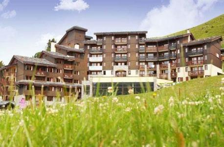 Location au ski Residence Club Mmv Le Centaure - La Plagne - Extérieur été