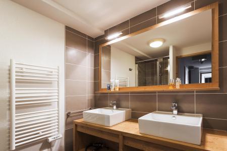 Vacances en montagne Résidence Club MMV le Coeur des Loges - Les Menuires - Salle de bains