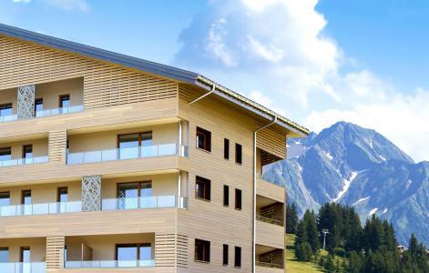 Summer accommodation Résidence Club MMV Les Chalets des Cîmes