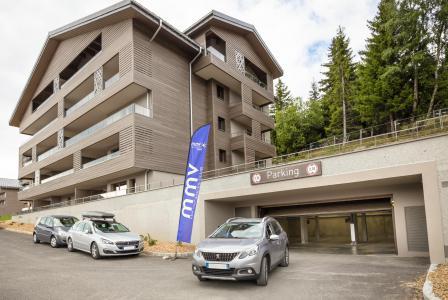 Rent in ski resort Résidence Club MMV Les Chalets des Cîmes - Les Saisies - Summer outside