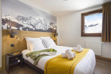 Vacances en montagne Résidence Club MMV Les Chalets des Cîmes - Les Saisies - Chambre