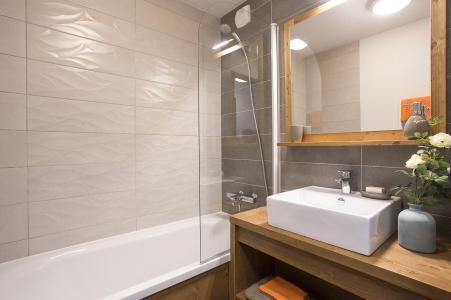 Vacances en montagne Résidence Club MMV Les Chalets des Cîmes - Les Saisies - Salle de bains