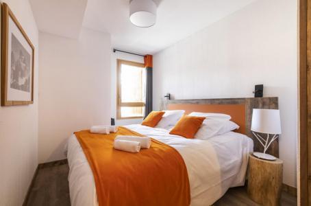 Urlaub in den Bergen Résidence Club MMV les Clarines - Les 2 Alpes - Schlafzimmer