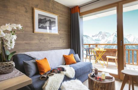 Urlaub in den Bergen Résidence Club MMV les Clarines - Les 2 Alpes - Sitzbank
