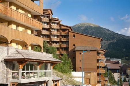 Location au ski Residence Club Mmv Les Terrasses D'isola - Isola 2000 - Extérieur été