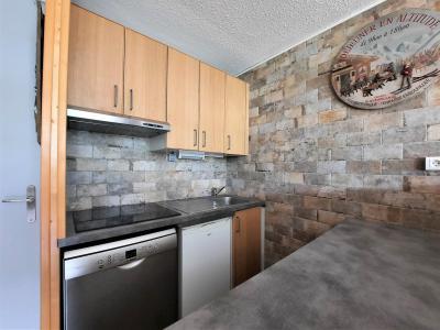 Vacances en montagne Appartement 2 pièces 6 personnes (1211) - Résidence Combes - Les Menuires - Plan