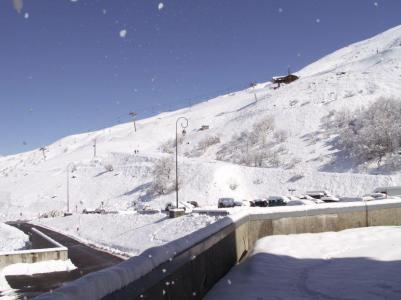 Location au ski Studio 2 personnes (645) - Residence Combes - Les Menuires - Extérieur été