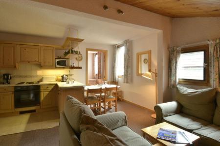 Wakacje w górach Apartament 2 pokojowy 5 osób (654) - Résidence Corail - La Plagne - Pokój gościnny