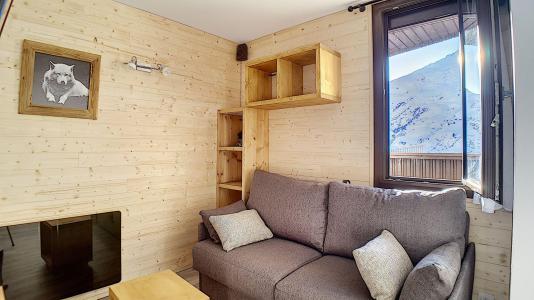 Vacances en montagne Appartement 2 pièces coin montagne 4 personnes (443) - Résidence Coryles A - Les Menuires - Canapé