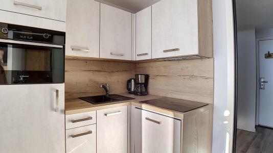 Vacances en montagne Appartement 2 pièces coin montagne 4 personnes (443) - Résidence Coryles A - Les Menuires - Cuisine