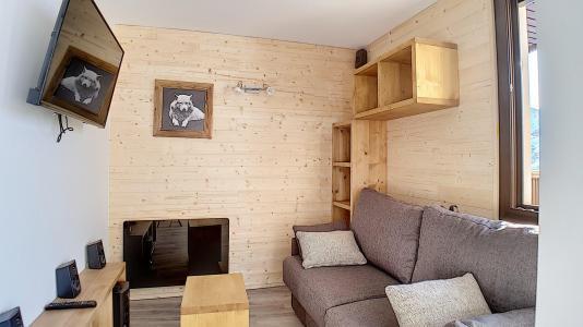 Vacances en montagne Appartement 2 pièces coin montagne 4 personnes (443) - Résidence Coryles A - Les Menuires - Séjour