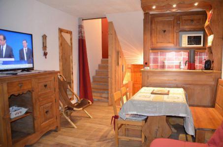 Vacances en montagne Studio duplex 4 personnes (214) - Résidence Côte Brune - Les Menuires