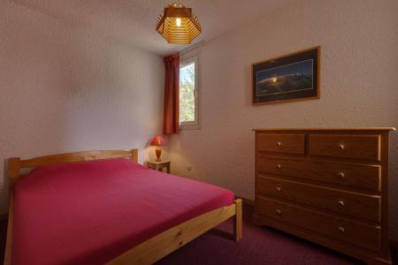 Urlaub in den Bergen 2-Zimmer-Berghütte für 6 Personen - Résidence Côte Brune - Les 2 Alpes - Schlafzimmer