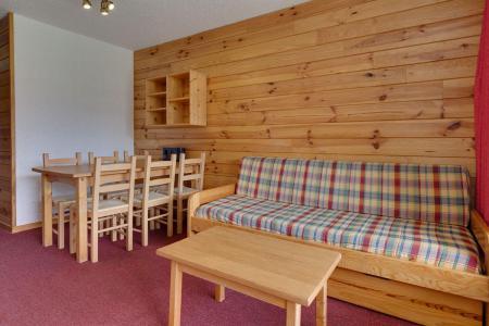 Urlaub in den Bergen 2-Zimmer-Berghütte für 6 Personen - Résidence Côte Brune - Les 2 Alpes - Wohnzimmer