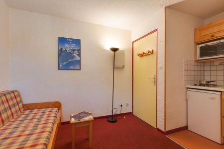 Urlaub in den Bergen Studio für 2 Personen - Résidence Côte Brune - Les 2 Alpes - Sitzbank