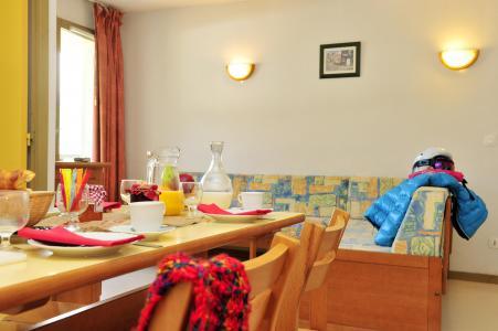 Vacances en montagne Résidence Couleurs Soleil - Oz en Oisans - Banquette
