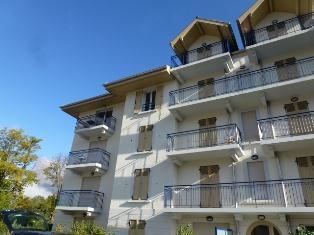 Location au ski Residence Crespin - Saint Gervais - Extérieur été