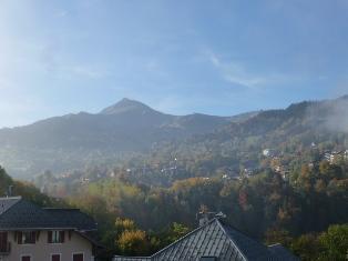 Location au ski Appartement 2 pièces mezzanine 8 personnes (21) - Residence Crespin - Saint Gervais - Extérieur été