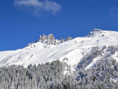 Vacances en montagne Résidence Creux de l'Ours Bleu - Méribel-Mottaret