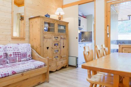 Vacances en montagne Appartement 2 pièces mezzanine 6 personnes (153) - Résidence Creux de l'Ours Bleu - Méribel-Mottaret