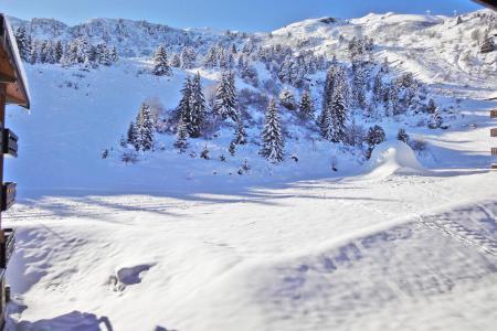 Vacances en montagne Studio coin montagne 4 personnes (138) - Résidence Creux de l'Ours Bleu - Méribel-Mottaret