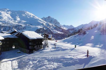 Vacances en montagne Studio 4 personnes (169) - Résidence Creux de l'Ours Bleu - Méribel-Mottaret