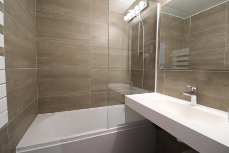 Vacances en montagne Appartement 2 pièces 4 personnes (084) - Résidence Creux de l'Ours Bleu - Méribel-Mottaret - Chambre