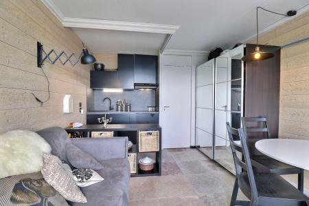 Vacances en montagne Appartement 2 pièces 4 personnes (C49) - Résidence Creux de l'Ours Bleu - Méribel-Mottaret - Logement
