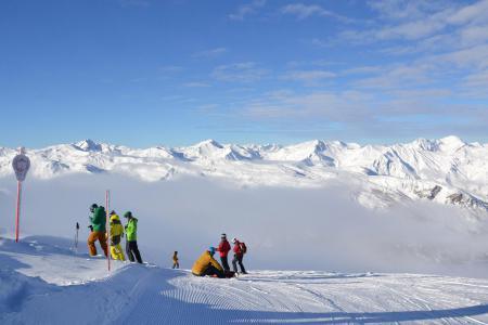 Vacances en montagne Résidence Creux de l'Ours Rouge - Méribel-Mottaret