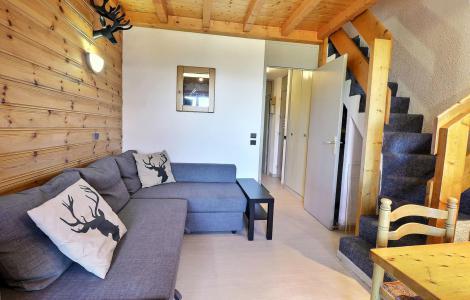 Vacances en montagne Appartement duplex 3 pièces 6 personnes (A49) - Résidence Creux de l'Ours Rouge - Méribel-Mottaret