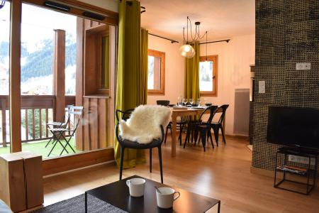 Vacances en montagne Appartement 3 pièces 5 personnes (50) - Résidence Cristal - Méribel