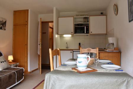 Vacances en montagne Appartement 2 pièces 4 personnes (38) - Résidence Cristal - Méribel